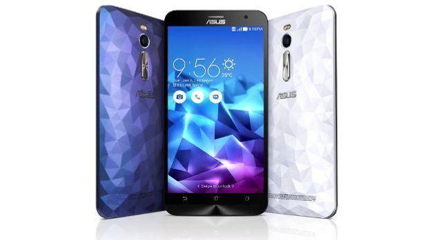 Das Smartphone Zenfone 2 von ASUS