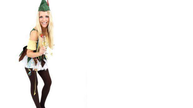 Faschingskostüme_2015_11_09_Robin Hood Kostüm Damen_Bild 2_fotolia_K.- P. Adler