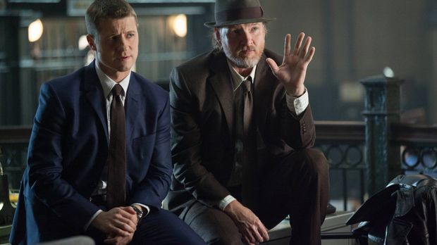 Sorgen in Gotham für Recht und Ordnung - doch das ist gar nicht so leicht: Go...