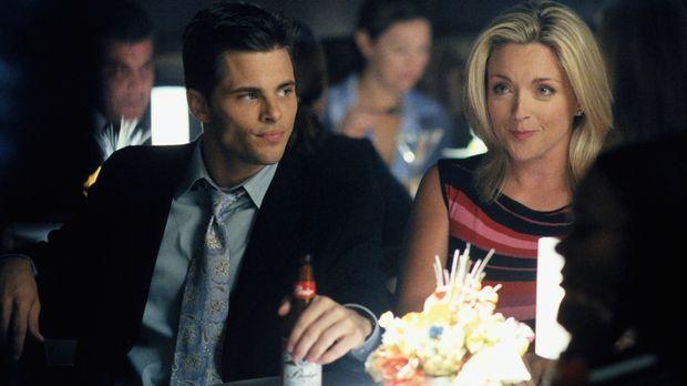 Im Gefühlschaos: Glenn (James Marsden, l.) und Elaine (Jane Krakowski, r.) .....