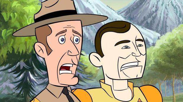 Was ist mit Jack (l.) und Andy (r.) nur geschehen? © Universal Television