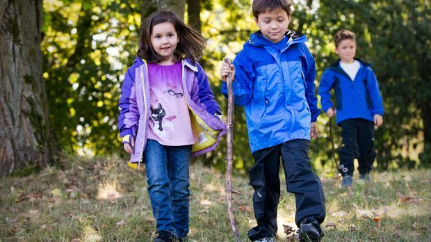 Wandern mit Kindern_dpa