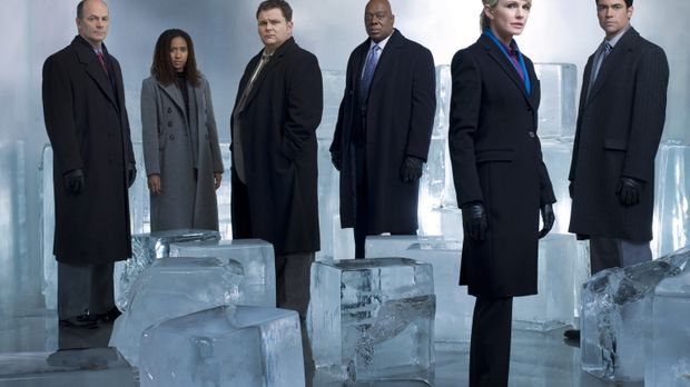 (7. Staffel) - Cold Case - Kein Opfer ist je vergessen: Scott (Danny Pino, r....