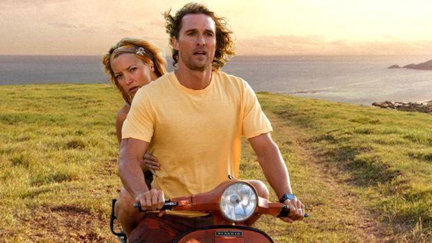 Benjamin (Matthew McConaughey, l.) und Tess (Kate Hudson, r.) begeben sich au...