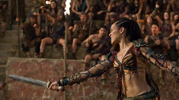 Will Rache für Crixus: Deshalb darf Naevia (Cyntha Addai-Robinson) gegen Cras...