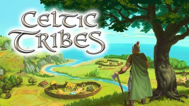 Celtic Tribes  - das fesselnde MMOG für Dein Handy