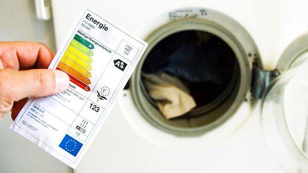 Energie-Label_Waschmaschine_dpa