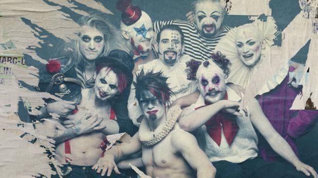 Saltatio Mortis - Zirkus Zeitgeist (Ohne Strom und Stecker)