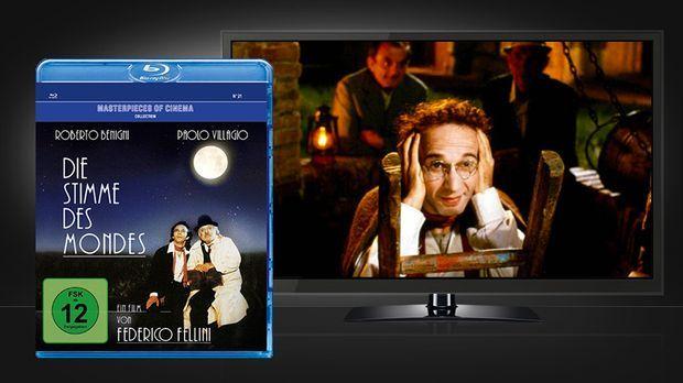 Die Stimme des Mondes Blu-ray © Koch Media