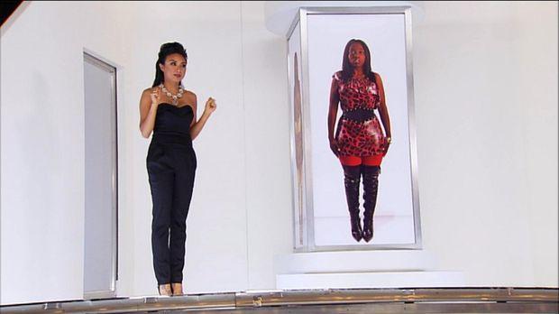 Alondrea (r.) kann sich einfach kein Outfit ohne Leggings vorstellen. Jeannie...