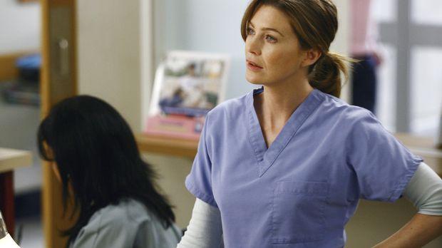 Das turbulente erste Jahr liegt hinter Meredith (Ellen Pompeo) - endlich darf...
