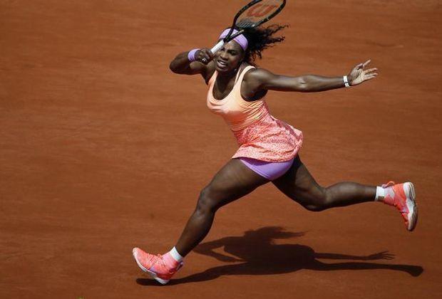 Serena Williams trifft auf Timea Bacsinszky