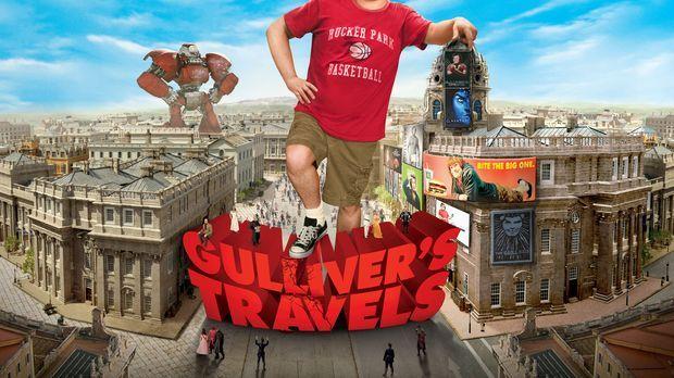 Gulliver's Travels - Artwork © TM and   2010 Twentieth Century Fox Film Corpo...