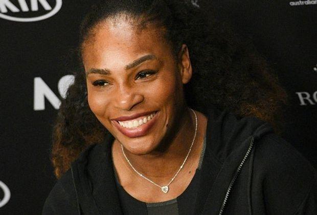 Serena Williams ist in der 20. Schwangerschaftswoche