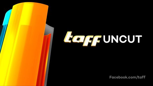 taff uncut logo