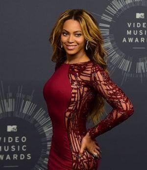 Beyoncé hoch