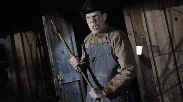 Sam und Dean versuchen den Mordechais Geist (Nicholas Harrison) zu stoppen .....