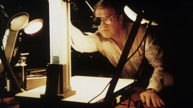 Jake Williamson (Richard Herd) will das Konzept für ein wichtiges amerikanisc...