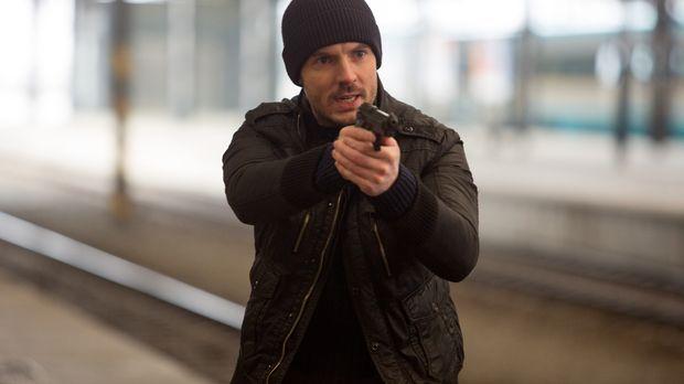 Kann Tommy (Richard Flood) den Mörder stoppen? © Larry D Horricks 2013 Tandem...