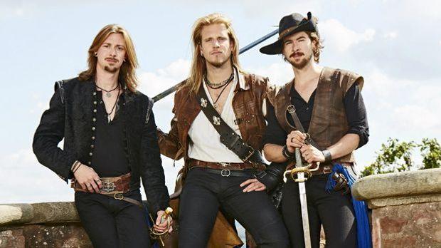D'Artagnan - Seit an Seit Live