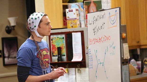 Sheldon (Jim Parsons) glaubt, dass er sich in seinem Leben zu wohl fühlt und...
