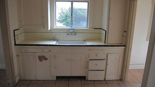 Eigentlich sollte das Cottage in 30 Tagen vollkommen renoviert sein, doch ern...
