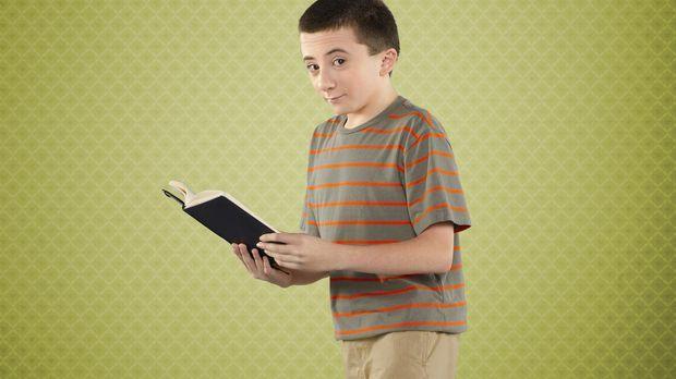 (6. Staffel) - Er ist intelligent und gebildet, hat aber Probleme sich mit an...