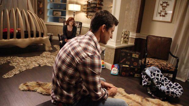 Wegen ihrer Schuldgefühle gegenüber Ryan (Parker Young, r.), weil sie herausg...
