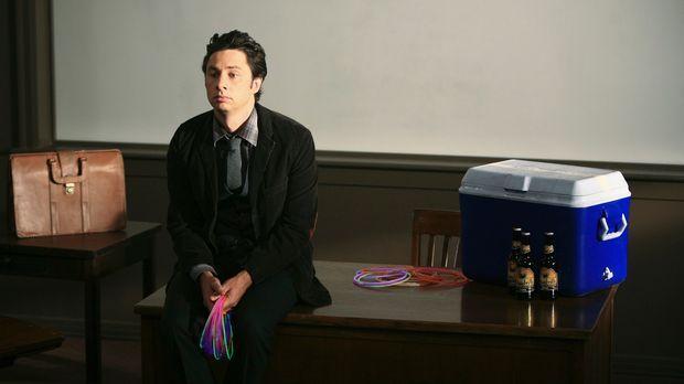 Ist eifersüchtig auf Drew da der Cox' Lieblingsstudent ist: J.D. (Zach Braff)...