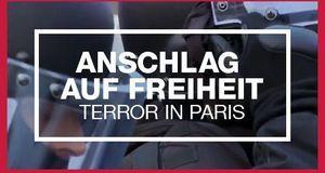 Anschlag auf Freiheit Terror in Paris