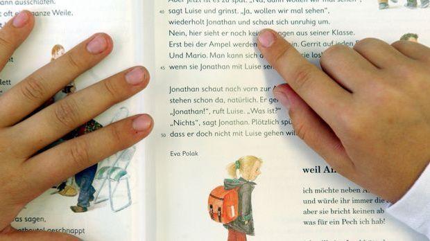 Lesen lernen_dpa