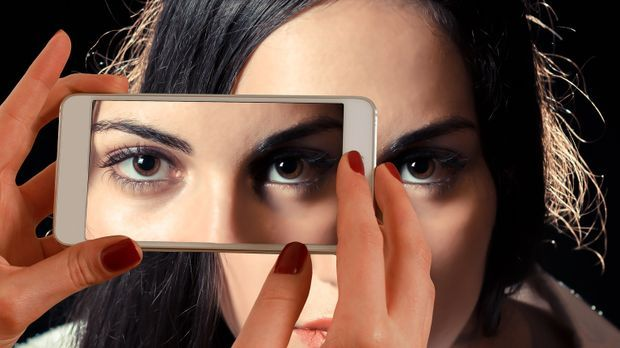 Cybersex findet auf vielen Wegen statt. Per Video können etwa heiße Blicke au...
