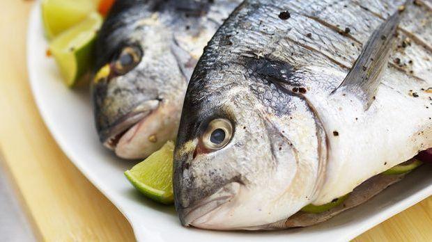 Der Fisch lässt sich nicht nur im Ganzen garen