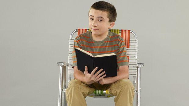 (4. Staffel) - Er ist intelligent und gebildet, hat aber Probleme sich mit an...