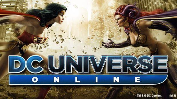 DC Universe Online Neues Logo