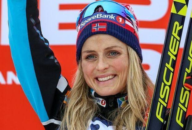 Zwei Monate Sperre für Olympiasiegerin Therese Johaug