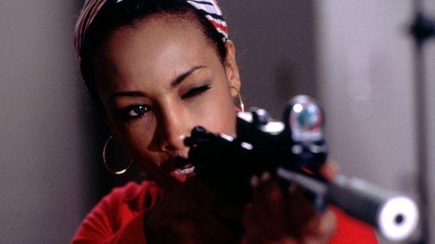 Im Visier unmusikalischer Gangster: Lisa (Vivica A. Fox) ... © Strange Fruit...