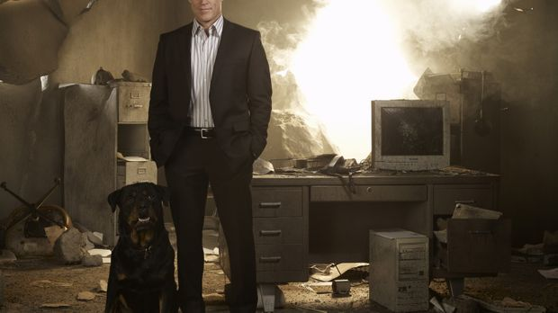 (1. Staffel) - Christopher Chance (Mark Valley) ist ein einzigartiger Bodygua...