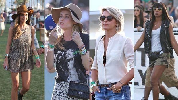 Festival-Look: Die besten Outfits für die Open-Air-Saison
