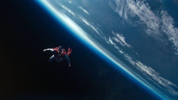 Ist es ein Vogel? Ist es ein Flugzeug? Nein, es ist Superman! Clark Kent (Hen...