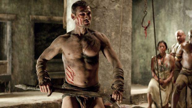 Nachdem Spartacus (Andy Whitfield) durch die Niederlage gegen Crixus die Zune...