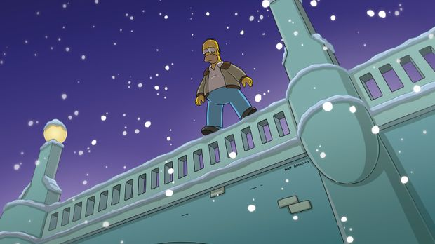 Was hat Homer nur vor? © und TM Twentieth Century Fox Film Corporation - Alle...