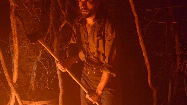 Als Ichabod (Tom Mison) und Abbie im Fall einer vermissten Person ermitteln,...