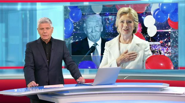 Newstime - Newstime - Newstime Vom 29. Juli 2016