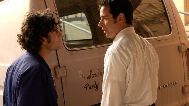 FBI Agent Don (Rob Morrow, r.) will einen Serienvergewaltiger zur Strecke bri...