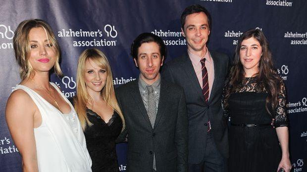 """The Big Bang Theory"" nach Staffel 7: Gehen ""Sheldon"" und..."