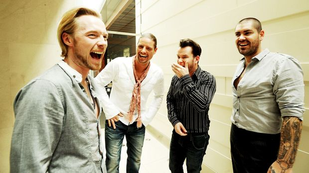 Boyzone-08-11-07-dpa © dpa