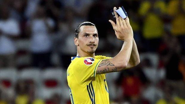 Zlatan Ibrahimovic (Schweden)