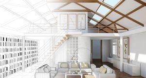 Wohnungseinrichtung für Fortgeschrittene: Mit einem digitalen Raumplaner könn...