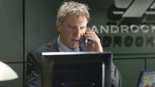 Erlebt den Albtraum seines Lebens: Sicherheitschef einer Bank Jack Stanfield...